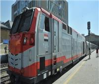 حركة القطارات| 40 دقيقة تأخيرات بين القاهرة والإسكندرية.. السبت