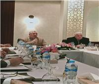 وزير الزراعة يبحث مع محافظ جنوب سيناء حل مشاكل المزارعين