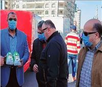التموين:تحرير 25 محضرًاببورسعيد خلال يومين