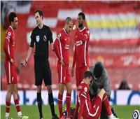 صدمة جديدة لـ «ليفربول» بسبب قائد الفريق