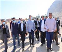 وزير السياحة ونائب محافظ سوهاج يفتتحان تطوير منطقة أتريبس| صور