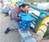 «مياه القناة»: سيطرنا على الكسور المفاجئة وإصلاحها في وقت قياسي