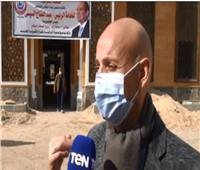 «صحة الشرقية»: قرب انتهاء أعمال تطوير مستشفى الصدر | فيديو