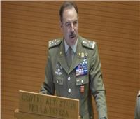 رئيس الأركان الإيطالي: الجيش يشارك في عمليات احتواء كورونا