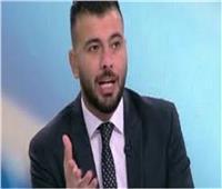 عماد متعب يوجه نصائحه لصالح جمعة