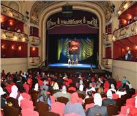 حضور جماهيري كبير لفيلم «وطن بالاختيار» بنادي سينما الإسكندرية