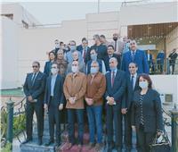 وزيرا السياحة والطيران يلتقيان عدداً من أعضاء مجلسي النواب والشيوخ بسوهاج