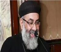 البابا تواضروس يعينالقمص موسى إبراهيم يعقوب متحدثًا للكنيسة