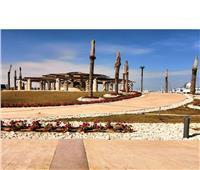 الإسكان: الانتهاء من الهيكل الخراساني لـ15 برجًا بالعلمين الجديدة
