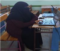 في أول أيام الامتحانات.. مدارس سيناء تستقبل طلاب الصف الأول الثانوي
