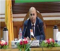 رئيس جامعة المنيا: بدء رفع مقررات «الترم التاني» على المنصة التعليمية