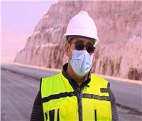 مدير محور ديروط: «شقينا الجبل» وأعمال الحفر استمرت عامين| فيديو