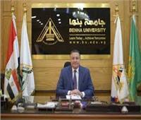 رئيس جامعة بنها يتفقد امتحانات «الترم الأول» بـ4 كليات