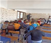 تداول صور غش جماعي في أول أيام الامتحانات لطلاب «الأول الثانوي»