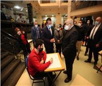 وزير التعليم العالى من جامعة القاهرة أحقية الطلاب فى تقديم عذر مقبول من الامتحان
