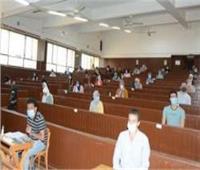 رئيس «جامعة سوهاج» يكشف عن الإجراءات الاحترازية في أول أيام الامتحانات