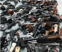 الداخلية تداهم أوكار الإجرام.. ضبط 612 متهمًا و20 قطعة سلاح خلال أسبوع