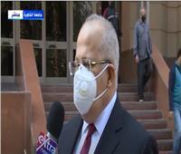 مع بدء الامتحانات .. رئيس جامعة القاهرة: سلامة الطلاب فوق كل شئ | فيديو