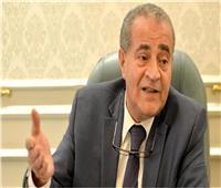 وزير التموين يتفقد مطحن عرابي بالشرقية بعد تطويره