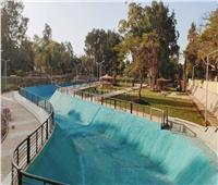 «حديقة البحيرة» تسحر قلوب زوار القناطر الخيرية في القليوبية.. صور