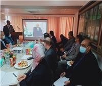 محافظ القاهرة: إشادة لجميع المسئولين بهيئة النظافة