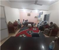 فتح فصول محو الأمية بقرية «أبوالريش» في أسوان