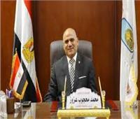 رئيس جامعة الأقصر يتفقد امتحانات الفصل الدراسي الأولبكلية الآثار