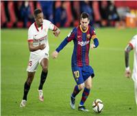 بث مباشر| مباراة إشبيلية وبرشلونة بالدوري الإسباني