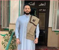 حمادة هلال يواصل تصوير مسلسله الرمضاني «المداح»