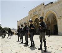 قوات الاحتلال تقتحم المسجد الأقصى