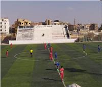 المنيا يختتم الدور الأول بفوز قوي على شبان قنا بثنائية نظيفة