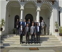 محافظ الجيزة: تعاون مع نواب البرلمان والشيوخ لتلبية احتياجات المواطنين ..| صور