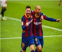 فيديو| برشلونة يسقط إشبيلية بـ«ثنائية رائعة»