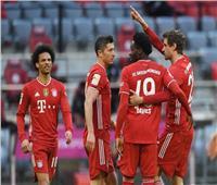 «البايرن» يعود للانتصارات بخماسية في «كولن».. ويتصدَّر الدوري الألماني