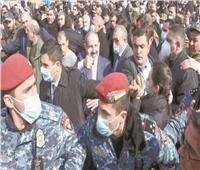 أرمينيا على شفا حرب أهلية.. و«الدفاع الأرمينية» ترفض زج الجيش في السياسة