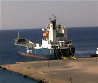 إغلاق ميناء نويبع البحري بالبحر الأحمر لسوء الأحوال الجوية