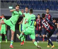 بثنائية.. لاتسيو يسقط أمام بولونيا في الدوري الإيطالي