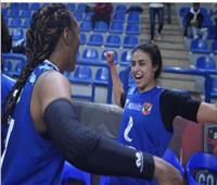 نادين السلعاوي صاحبة نقطتي الفوز بالسلة: لقب كأس مصر الأقرب إلى قلبي