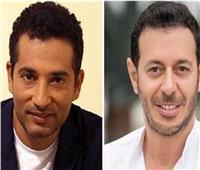 مصطفى شعبان وعمرو سعد في ورطة «عش الدبابير»