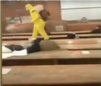 رئيس جامعة المنصورة: فيديو تعقيم المدرجات أثناء تواجد الطلاب قيد التحقيق |فيديو