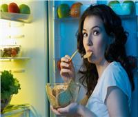 5 أضرار تحدث للجسم عند تناول الطعام قبل النوم