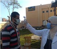 استكمال امتحانات صفوف النقل الثانوي في شمال سيناء