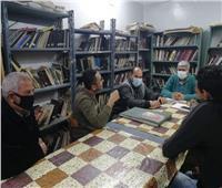 «ثقافة المنيا» تعقد أمسية قصصية لدراسة تقنيات الكتابة فى روايات