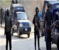 سقوط 7 متهمين بحوزتهم 5 أسلحة نارية بأسوان