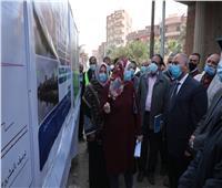 ضمن مشروع الطريق الحر.. وزير النقل يتفقد أعمال تنفيذ المسافة من بنها حتى ميت غمر