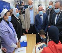 الرعاية الصحية: انطلاق الحملة القومية ضد شلل الأطفال من مركز طب أسرة الجوهرة