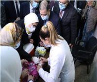 وزيرة الصحة تدعو أولياء الأمور لتطعيم أطفالهم ضد شلل الأطفال
