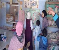 أهالي «الحجز» يطالبون بإدراج المكتبة الثقافية ضمن «حياة كريمة» بأسوان