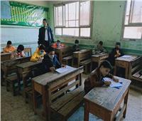 طلاب الصف الرابع الابتدائي: الامتحان المجمع «سهل»