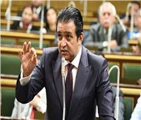 «جبالي» يهنيء «عابد» لاختياره رئيس لجنة مكافحة الإرهاب بالبرلمان العربي